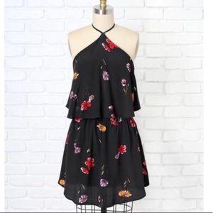 Chic halter dress